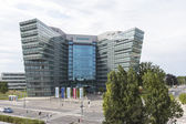 Siemens office building in Vienna — Stock Photo