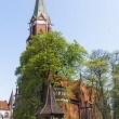 St. George Church, Sopot in Poland - Stock Photo