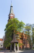 St. George Church, Sopot in Poland — Stock Photo