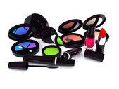 Make-up series — Stock Photo