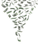 Whirlwind of Money — Stock Photo