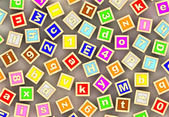 Education Background — Stock Photo