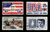 US Postage — Stock Photo