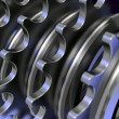 Chain Gears — Stock Photo #12191685