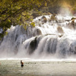 Cascadas de Karka — Stock Photo
