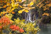 Cascada escondida — Stock Photo