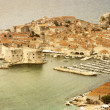 View of Dubrovnik — Stockfoto #11780292