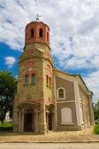 Beautiful small village church — Stock Photo