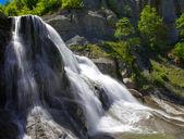 Hristovski waterfall 4 — Stock Photo