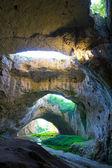 Devetashka cave — Stock Photo