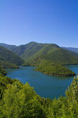 Lake Vacha in Rodopi mountains 2 — Stock Photo