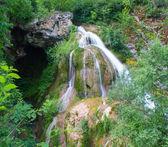 Kaya bunar waterfall 5 — Stock Photo