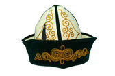 National kazakhstan cap — Stock Photo