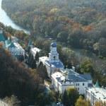 Orthodox Christian Monastery — Stock Photo #11315576