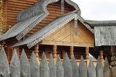 Edificio de madera — Foto de Stock
