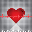 Royalty-Free Stock Vector Image: Medical ekg