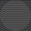Metal net seamless texture — Stock Vector