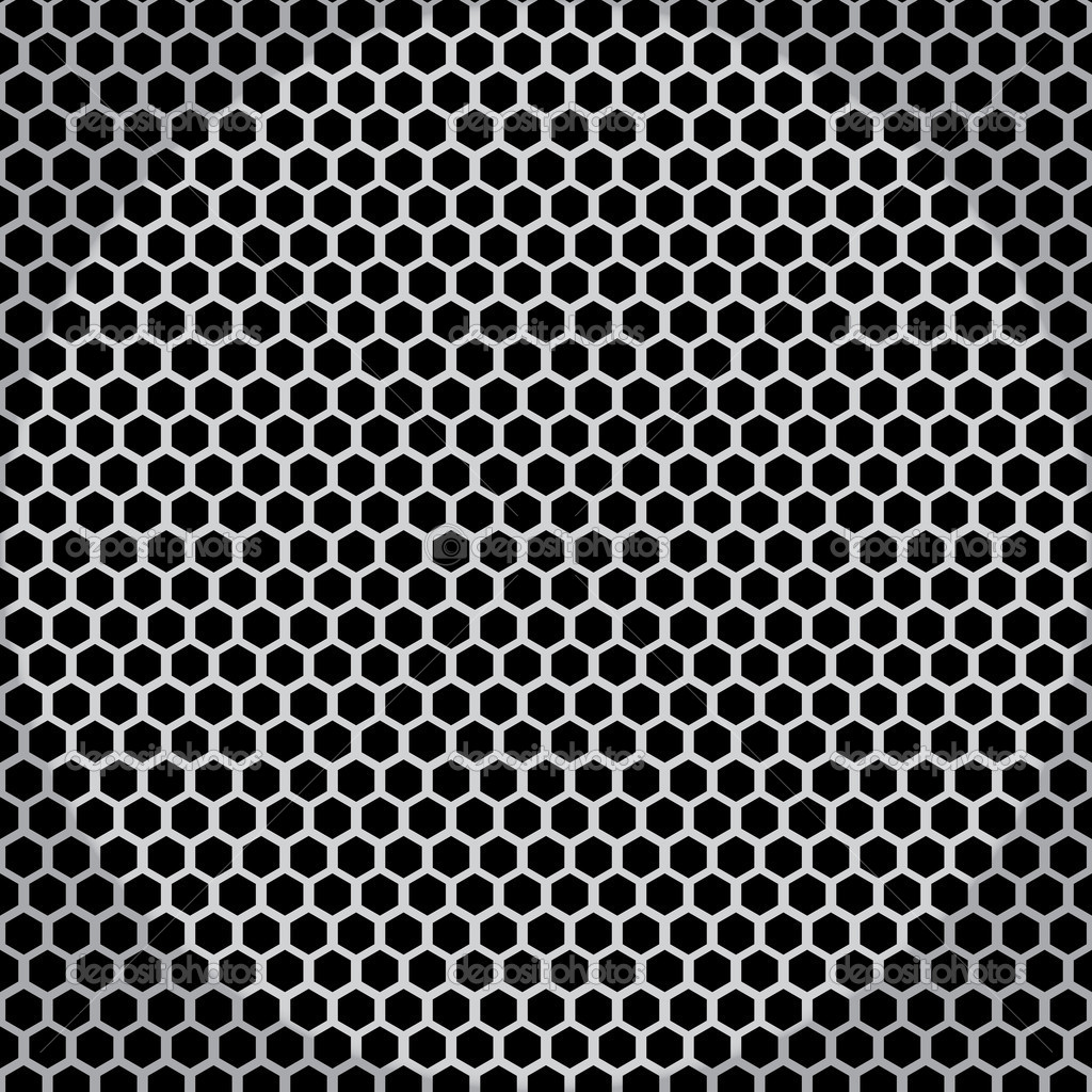 Metal net seamless texture background — Stock Vector #11823880
