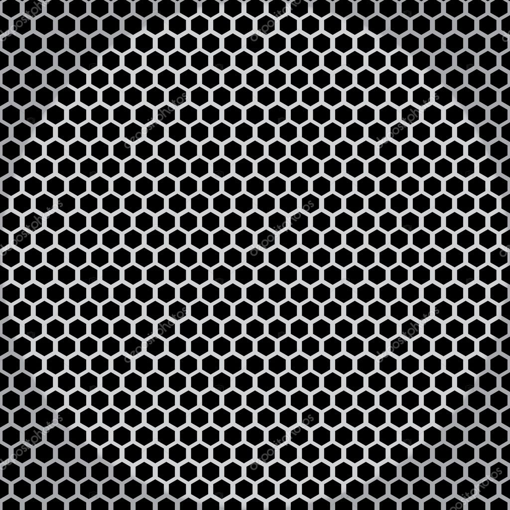 Metal net seamless texture — Stock Vector © skiny25 #11823880
