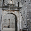 Pila Gates - Dubrovnik town gate — Stock Photo