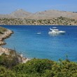 Bay in Kornati natural park, Croatia — Stock Photo