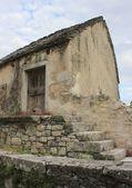 Traditional stone architecture — Stock Photo