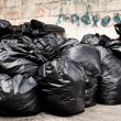 Garbage bags — Stock Photo #10918433