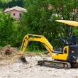 Stock Photo: Earthmover