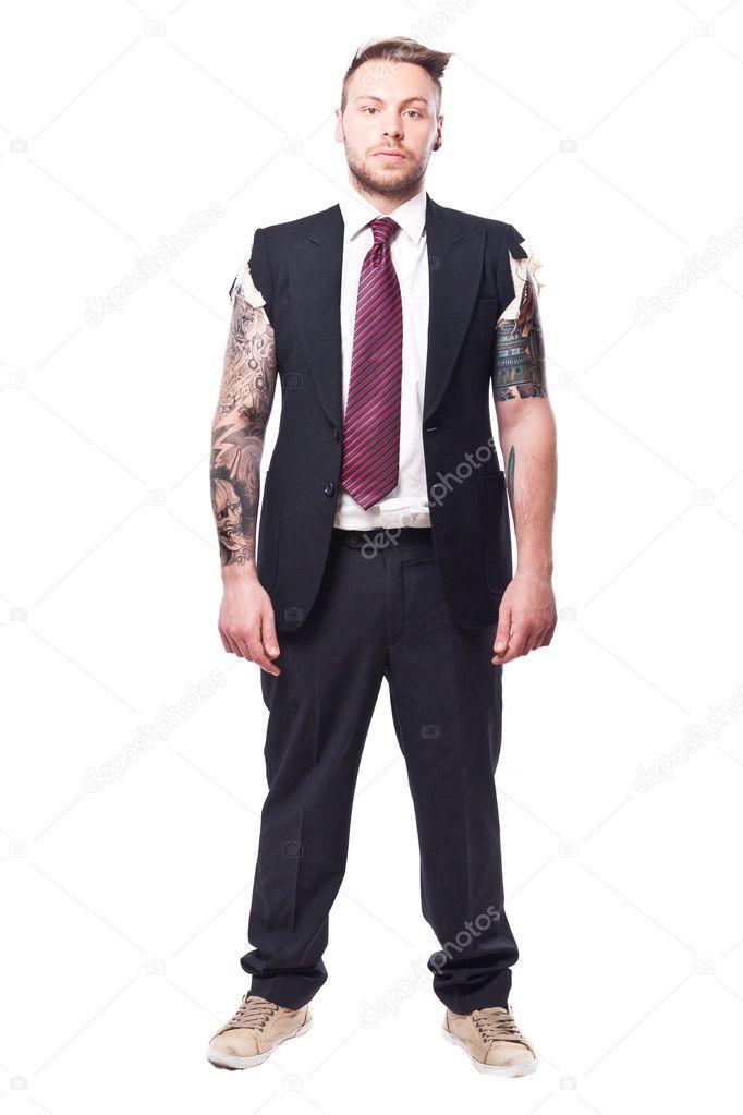 Tattoo Stock Photos: Stock Photo © Dlpn #11130796
