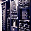 Stockfoto: Network Server Racks