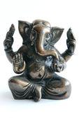 Figurine. Ganesha. Indian deity — Stock Photo