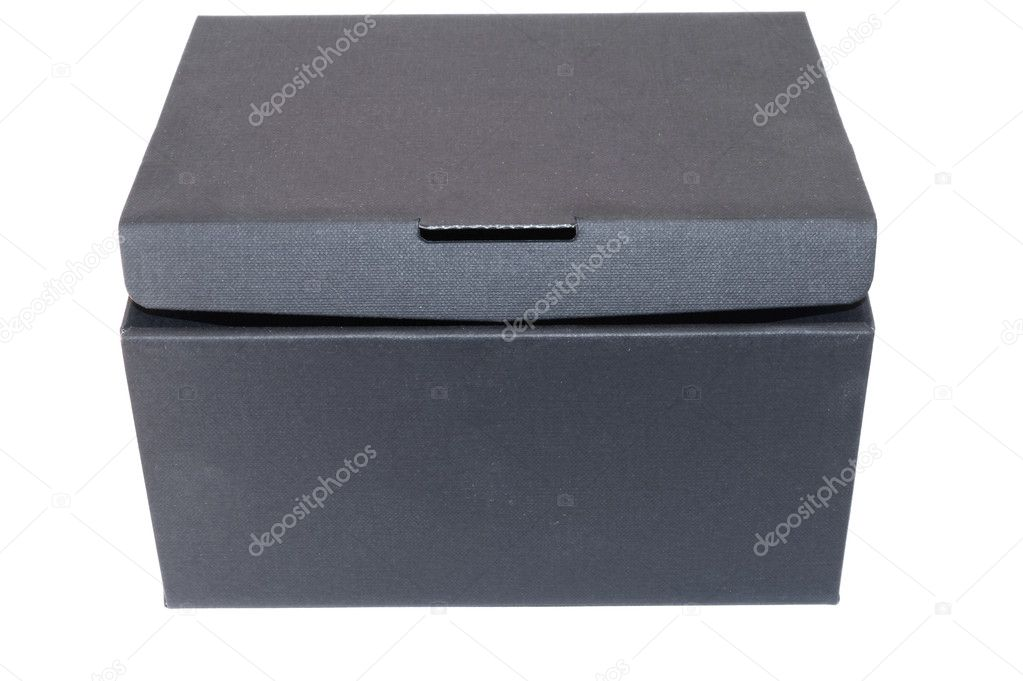 Black box pack — Stock Photo #11043953