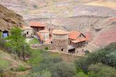David hondurezen klooster complex. georgië — Stockfoto