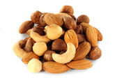 Pile of Assorted Nuts — Stock Photo