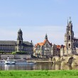 Old town of Dresden,Saxony,Germany — Stock Photo #10962226