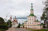 тотьма, россия — Стоковое фото