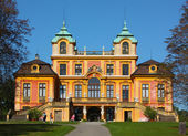 Schloss Favorite in Ludwigsburg.Baden-Wurttemberg,Germany — Stock Photo