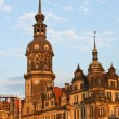 Stock Photo: Residenzschloss in Dresden,Saxony,Germany