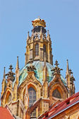 Аббатство Кладрубы, Чешская Республика — Стоковое фото