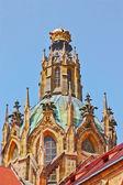 The Abbey of Kladruby,Czech Republic — Stock Photo