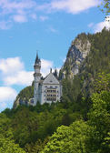 Schloss Neuschwanstein,Bavaria,Germany — Stock Photo