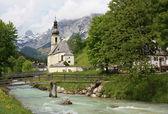 Ramsau,Bavaria,Germany — Stock Photo