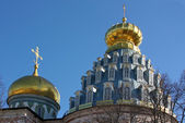 New Jerusalem Monastery,Russia — Stock Photo