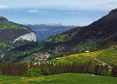 Near Jungfrau, Switzerland — Stock Photo