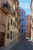 Tarragona is now a major industrial port, but it has preserved many remnants of its Roman past. — Stockfoto