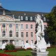 The Kurfurstliches Palais is considered to be one of the most beautiful Rococo palaces in the world. The present building was designed by Johannes Seiz and built in 1756–62 for Archbishop Johann Philipp von Walderdorff. — Stock Photo #11340180