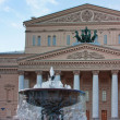 Bolshoi Theatre,Moscow,Russia — Stock Photo #11369835
