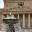 Bolshoi Theatre,Moscow,Russia — Stock Photo
