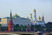 View of the Moscow Kremlin,Russia — Stock Photo