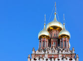 Kadashi Church,Moscow,Russia — Stock Photo